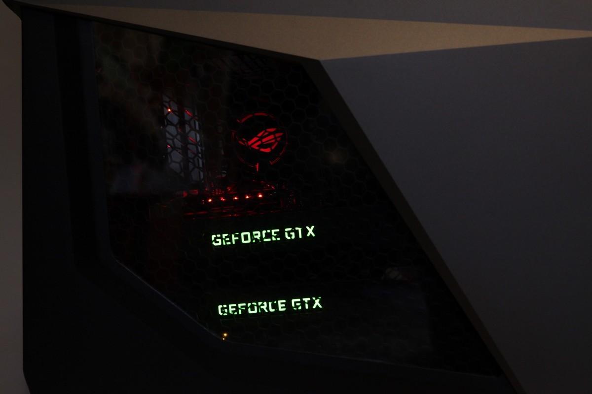 Обзор игрового системного блока ASUS ROG GT51CA - 33