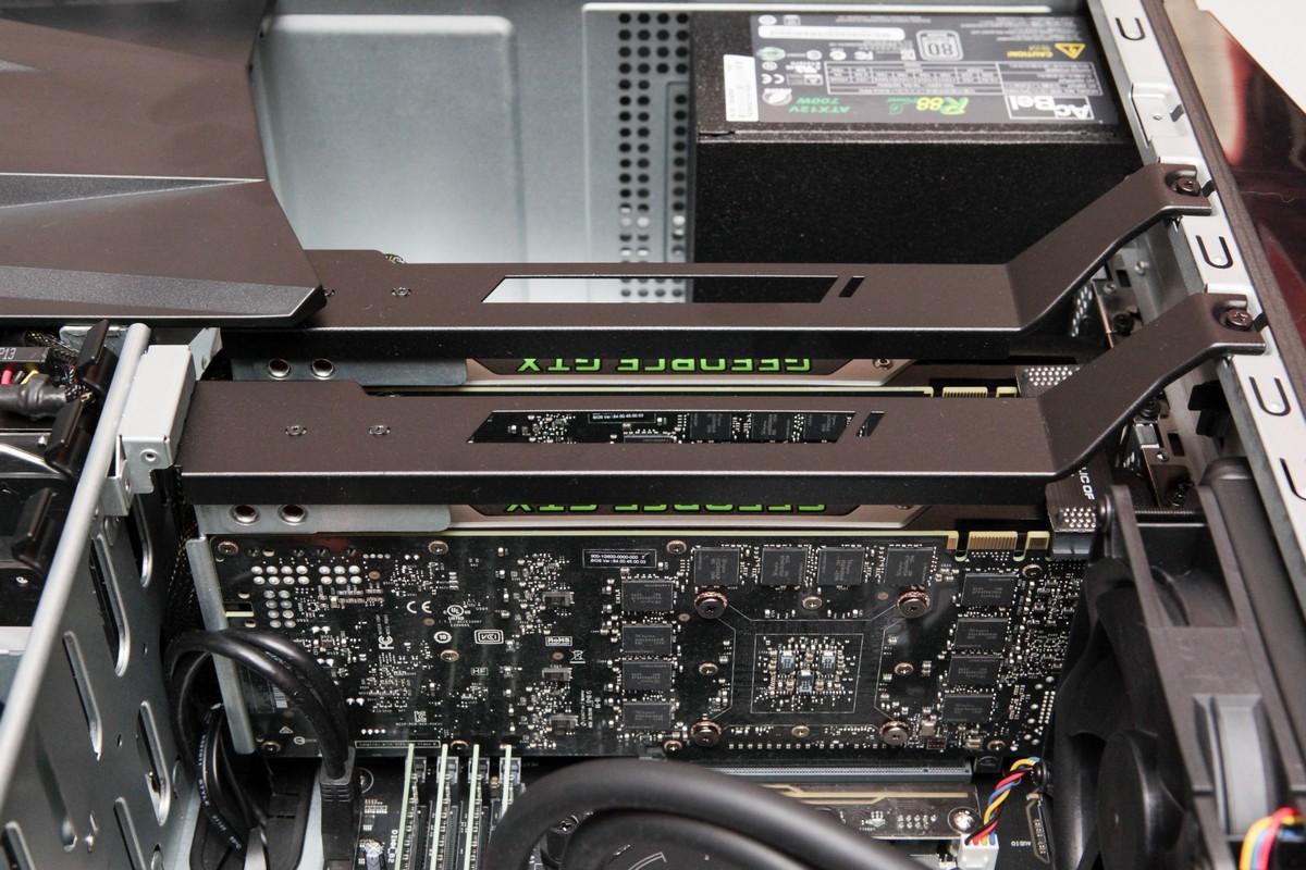 Обзор игрового системного блока ASUS ROG GT51CA - 35