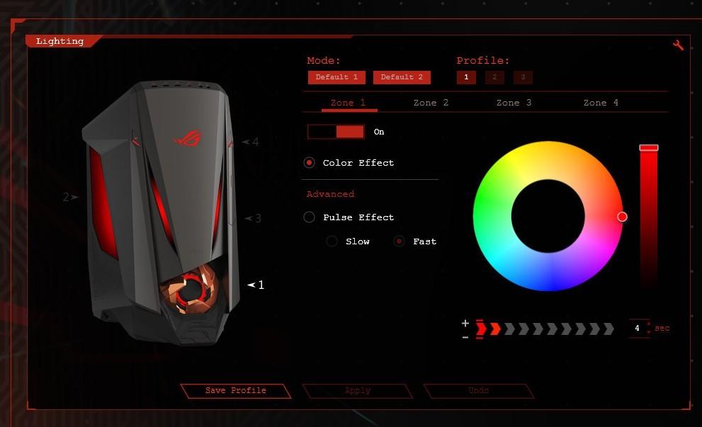 Обзор игрового системного блока ASUS ROG GT51CA - 39