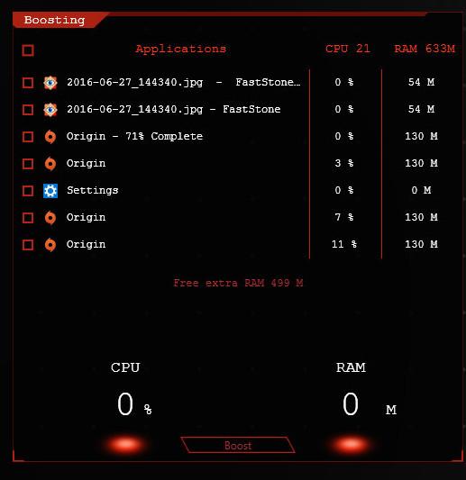 Обзор игрового системного блока ASUS ROG GT51CA - 40