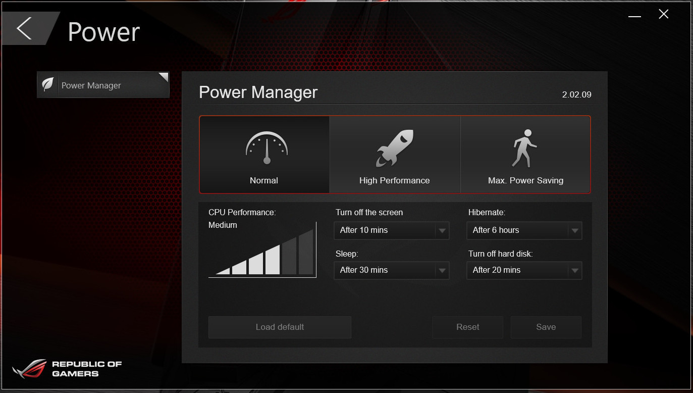 Обзор игрового системного блока ASUS ROG GT51CA - 47