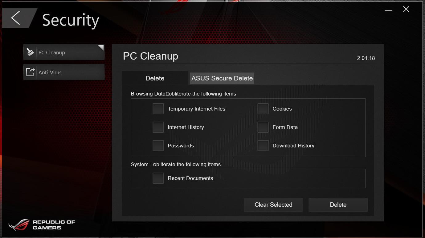 Обзор игрового системного блока ASUS ROG GT51CA - 49