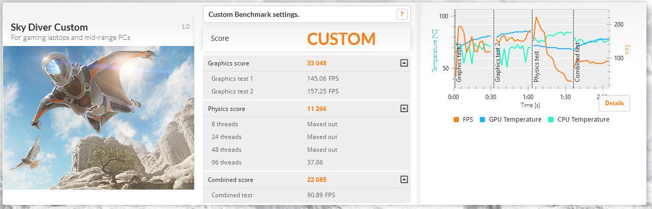 Обзор игрового системного блока ASUS ROG GT51CA - 68