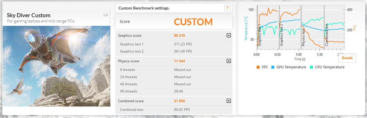 Обзор игрового системного блока ASUS ROG GT51CA - 70