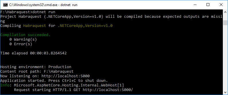 Пишем ХабраКвест на ASP.NET Core и Angular2 - 3