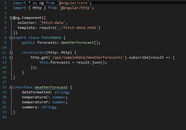 Пишем ХабраКвест на ASP.NET Core и Angular2 - 7