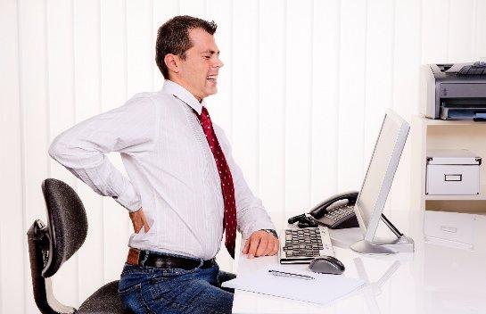 Ученые нашли способ сохранить здоровье людям, находящимся на сидячей работе