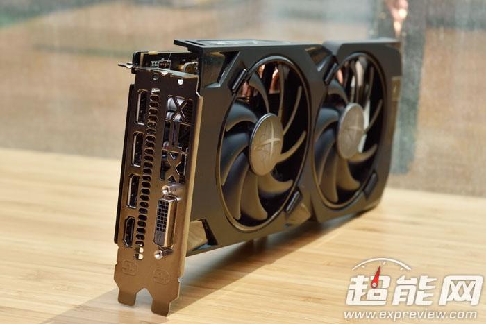 3D-карта XFX Radeon RX 470 Double Dissipation оценена в $255 - 6