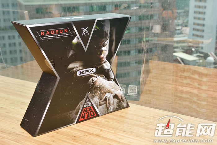 3D-карта XFX Radeon RX 470 Double Dissipation
