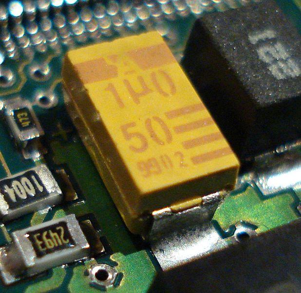 История конденсаторов часть 2: современная эра - 5