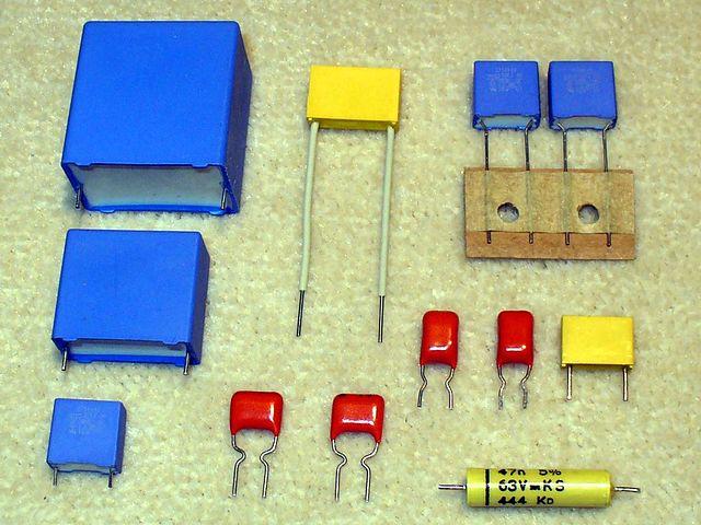 История конденсаторов часть 2: современная эра - 6