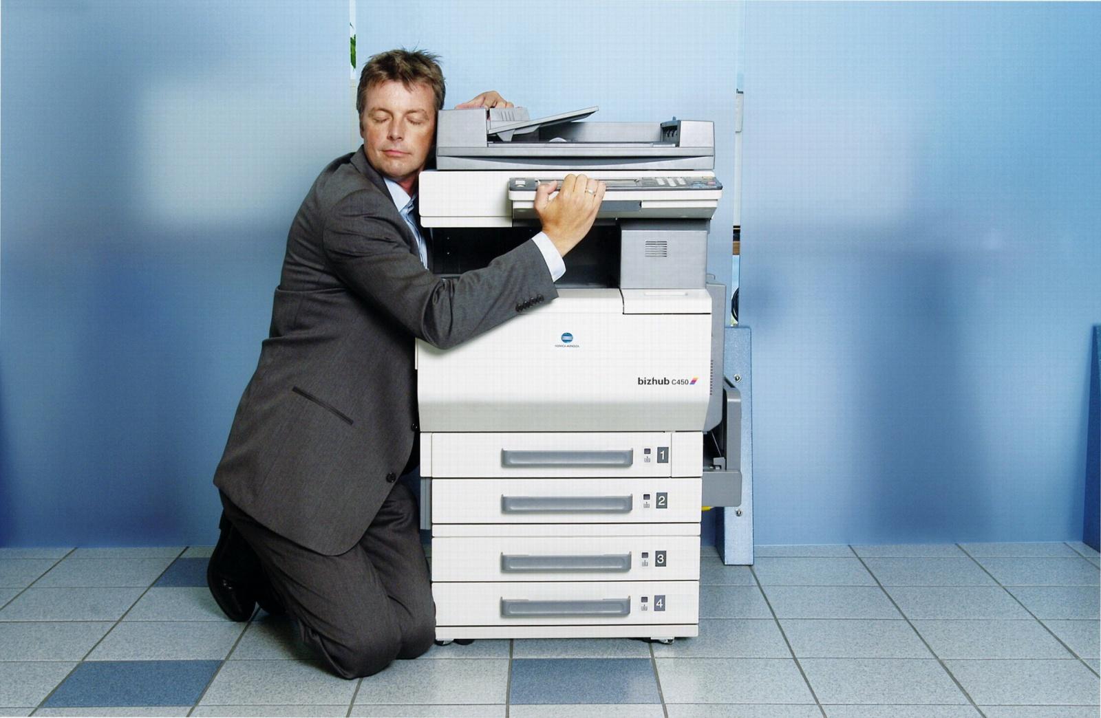 Корпоративная печать: гораздо больше проблем, чем кажется - 6