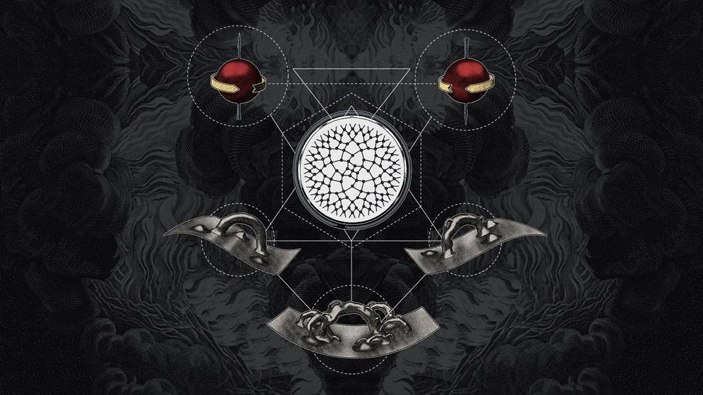 Квантовая ткань пространства-времени: сеть-гобелен - 1