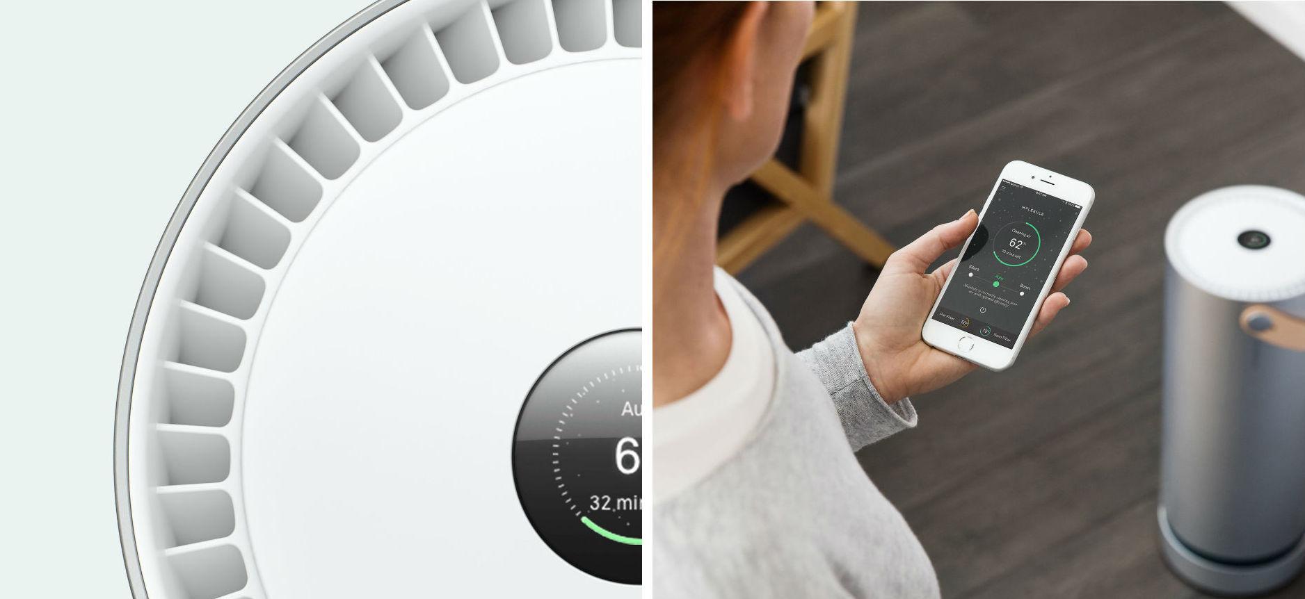 Очиститель воздуха Molekule PECO уничтожит аллергены в доме или офисе - 6