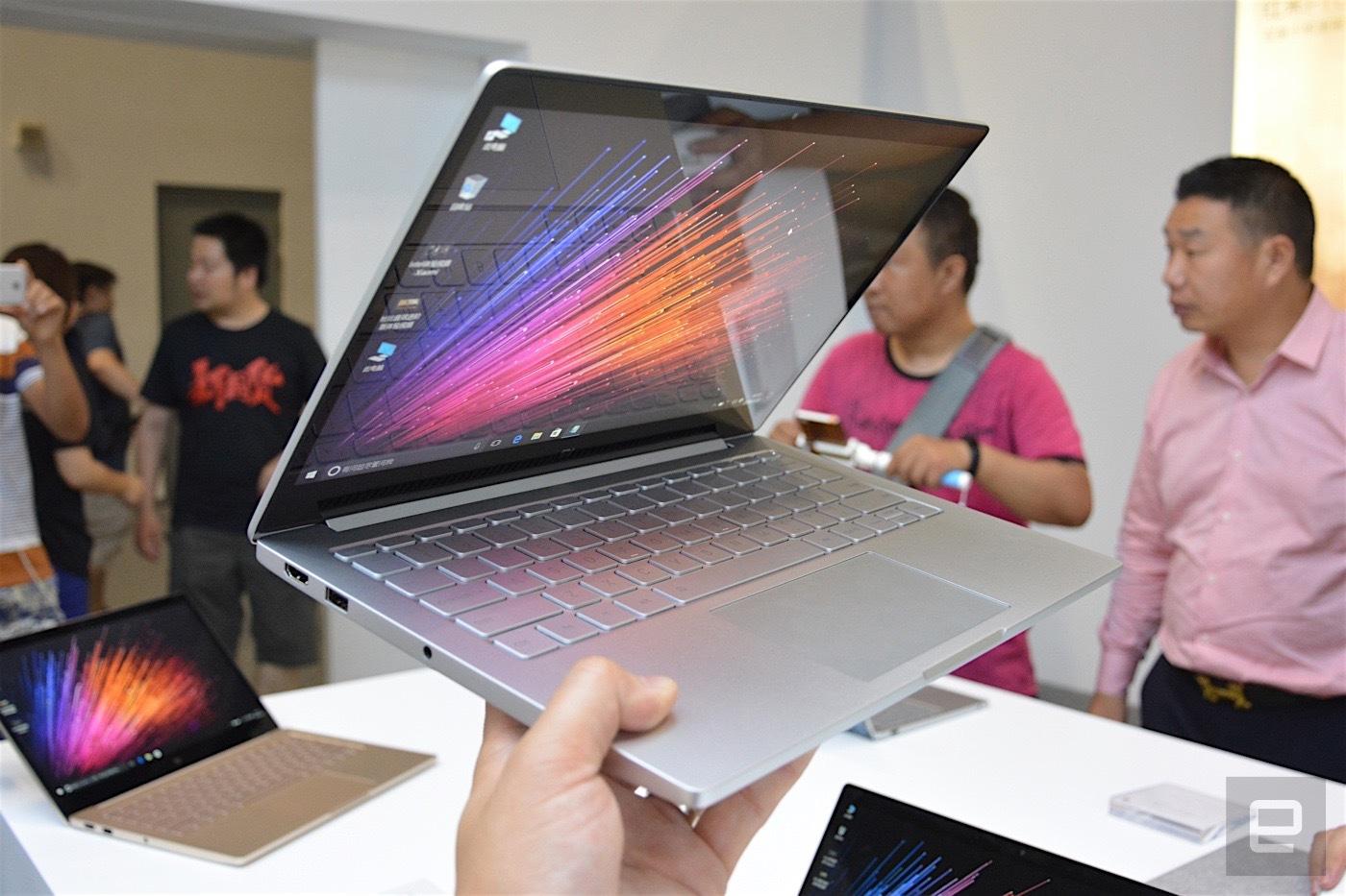 «Сами вы клоны!» или новые ультрабуки Mi Notebook Air от XIAOMI - 12
