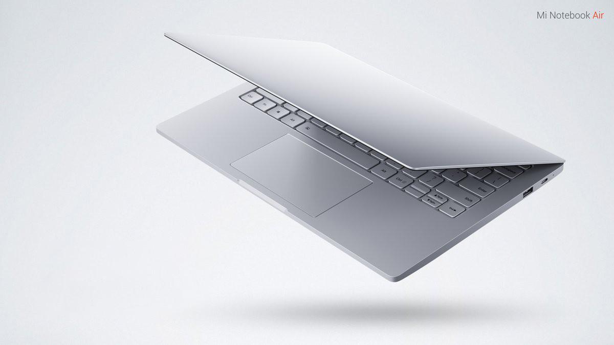 «Сами вы клоны!» или новые ультрабуки Mi Notebook Air от XIAOMI - 13