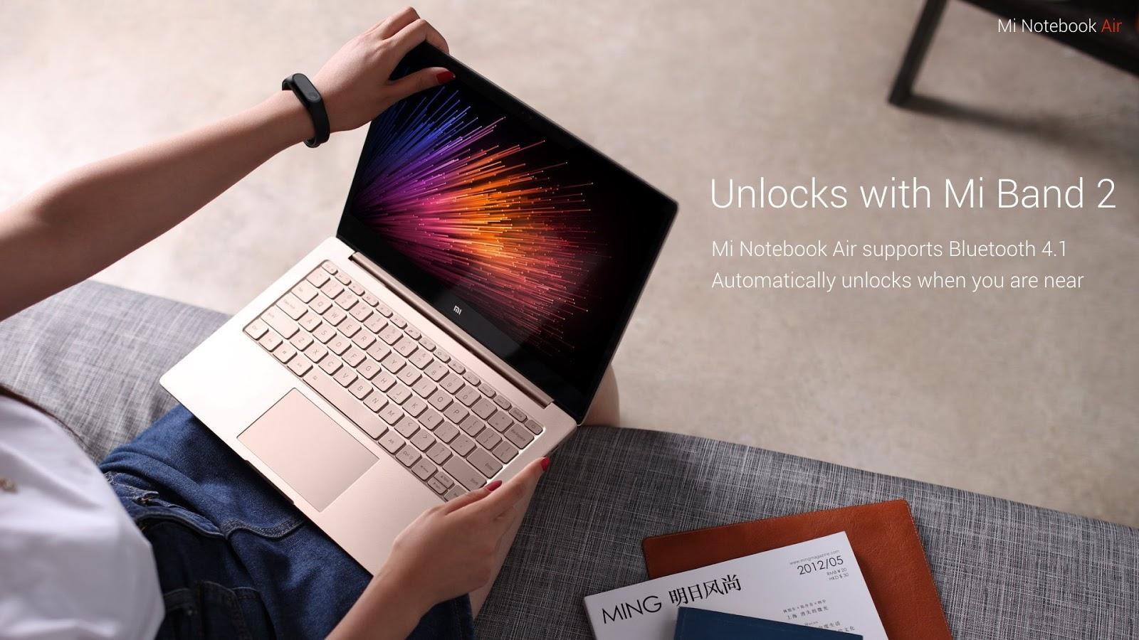 «Сами вы клоны!» или новые ультрабуки Mi Notebook Air от XIAOMI - 9