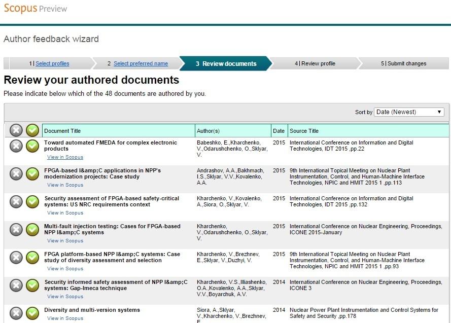 Систематизация публикаций в web. Часть 2: Три шага к научной респектабельности - 5