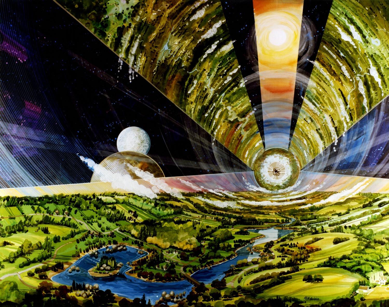 Теоретически возможные космические мегаструктуры - 11