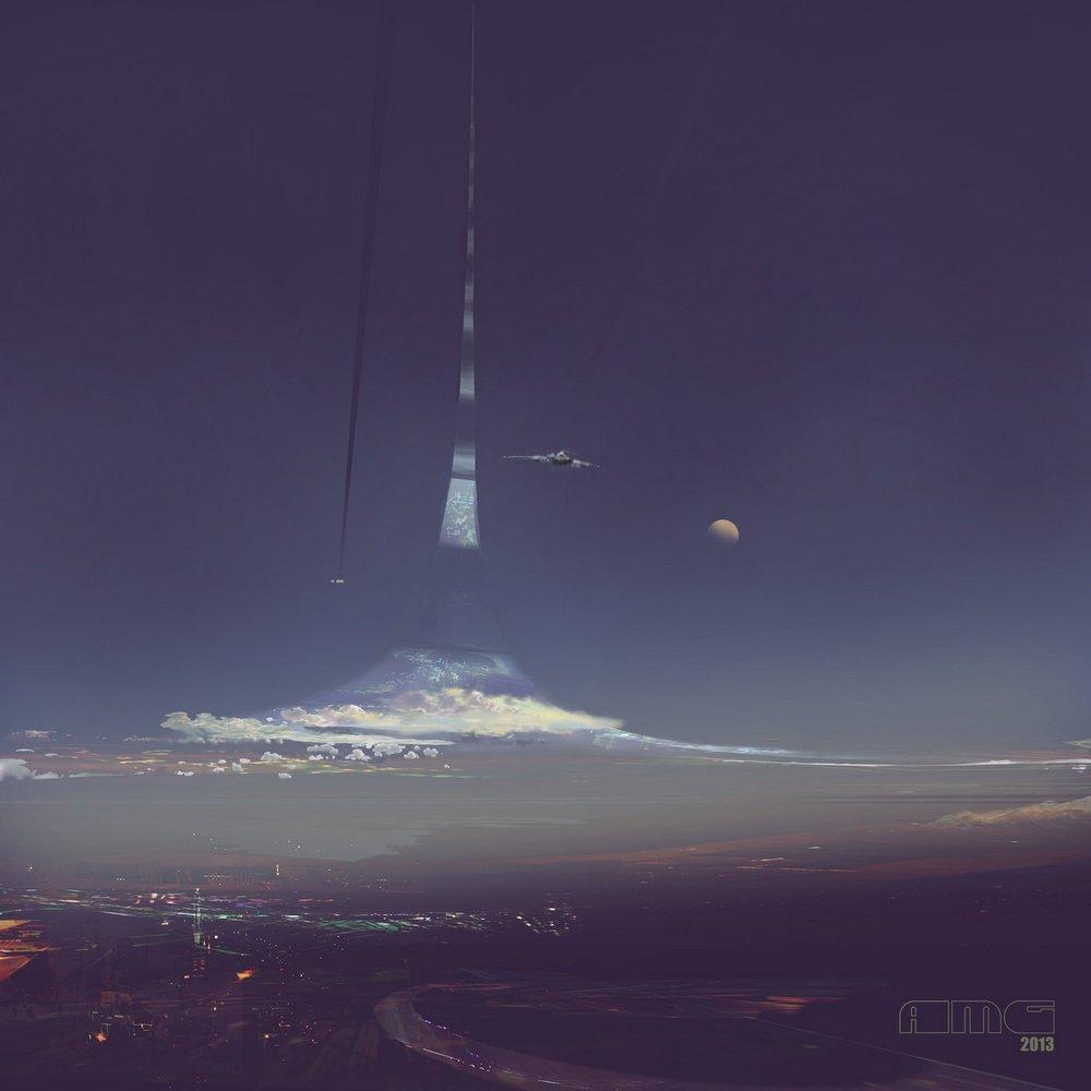 Теоретически возможные космические мегаструктуры - 16