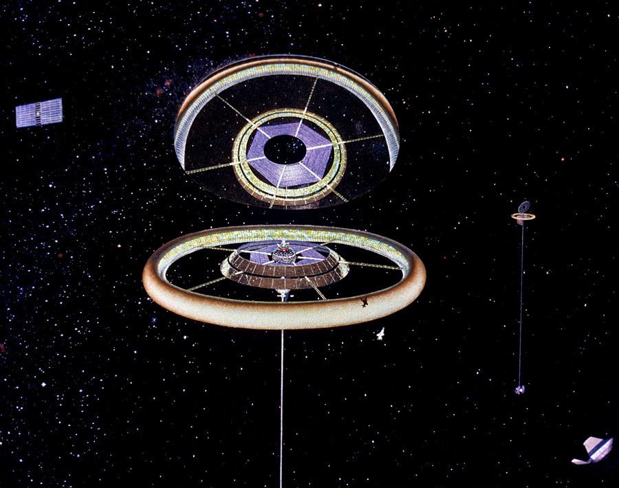 Теоретически возможные космические мегаструктуры - 4