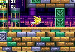 Обзор физики в играх Sonic. Части 7 и 8: пружины и штуковины, суперскорости - 11