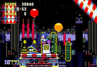 Обзор физики в играх Sonic. Части 7 и 8: пружины и штуковины, суперскорости - 3