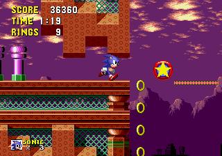 Обзор физики в играх Sonic. Части 7 и 8: пружины и штуковины, суперскорости - 4
