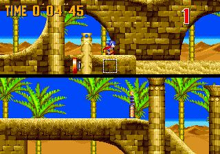Обзор физики в играх Sonic. Части 7 и 8: пружины и штуковины, суперскорости - 9