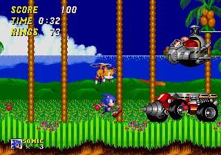 Обзор физики в играх Sonic. Части 7 и 8: пружины и штуковины, суперскорости - 1