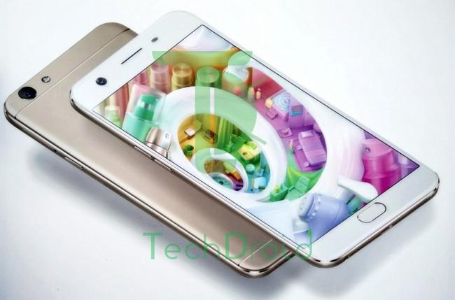 Ожидается, что фронтальная камера смартфона Oppo F1s превзойдет основную по разрешению