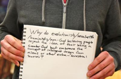 22 сообщения надежды (и науки) для креационистов - 21