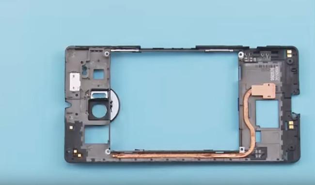 Тепловые трубки используются в смартфонах уже достаточно давно