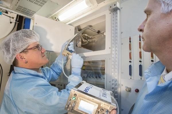 Едят ли микробы космические станции - 9