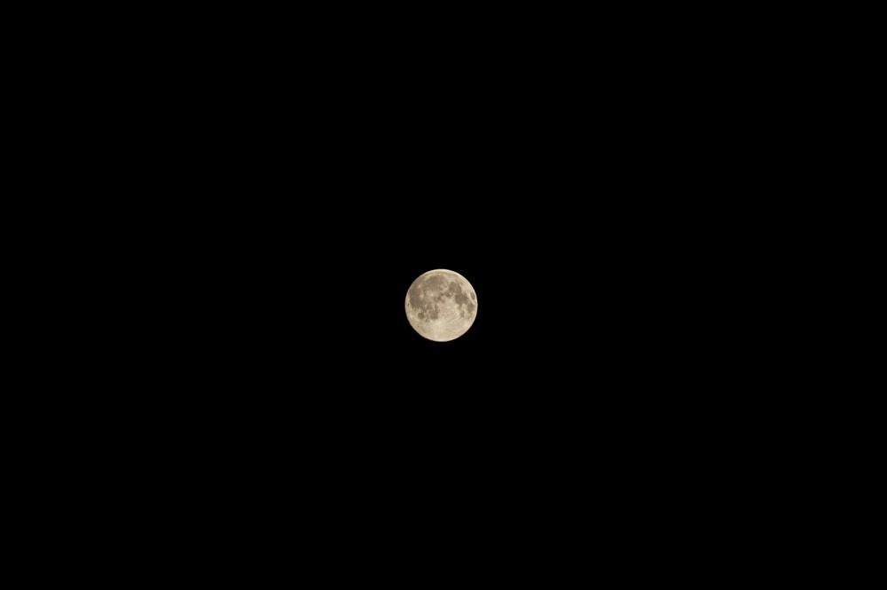 Как сфотографировать Луну в «суперлуние» - 4