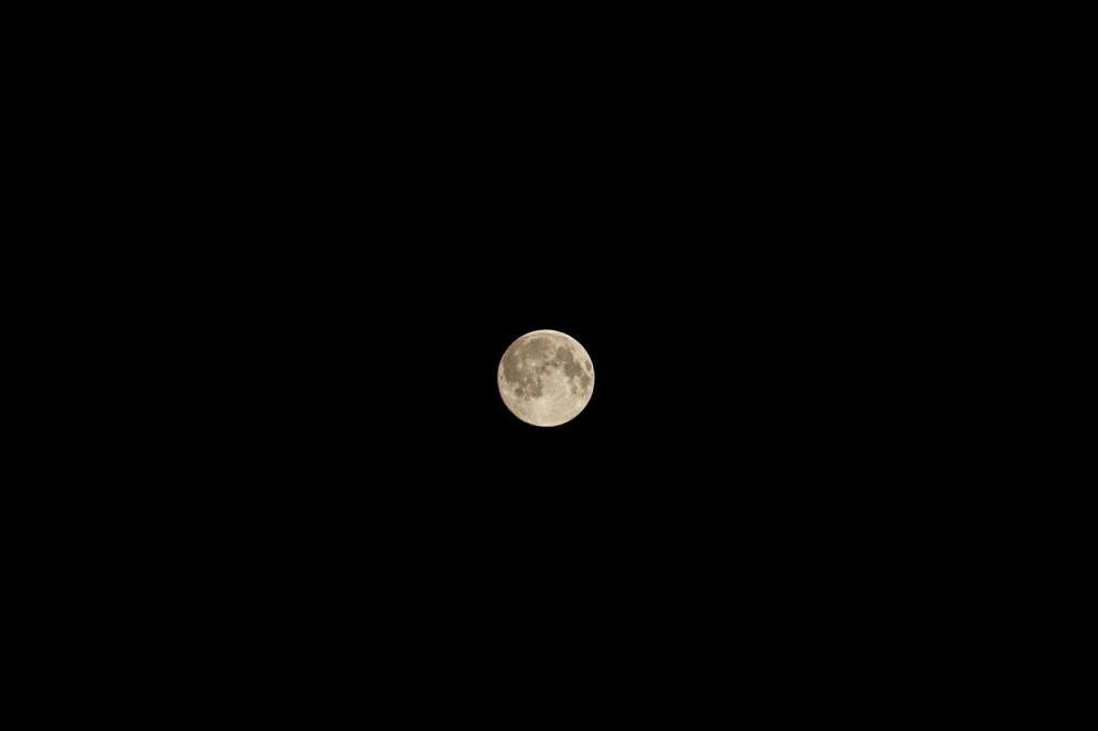 Как сфотографировать Луну в «суперлуние» - 5