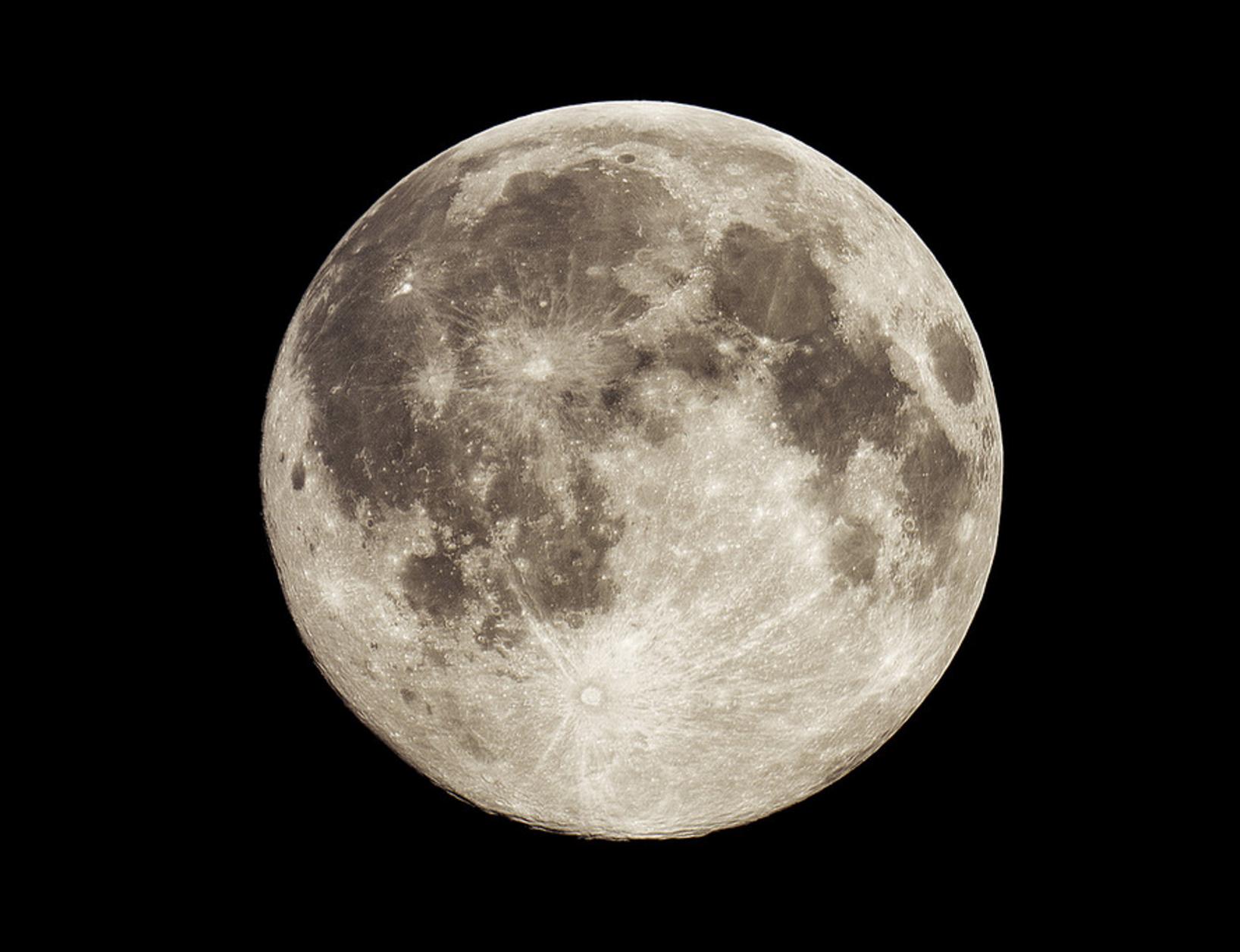 Как сфотографировать Луну в «суперлуние» - 1