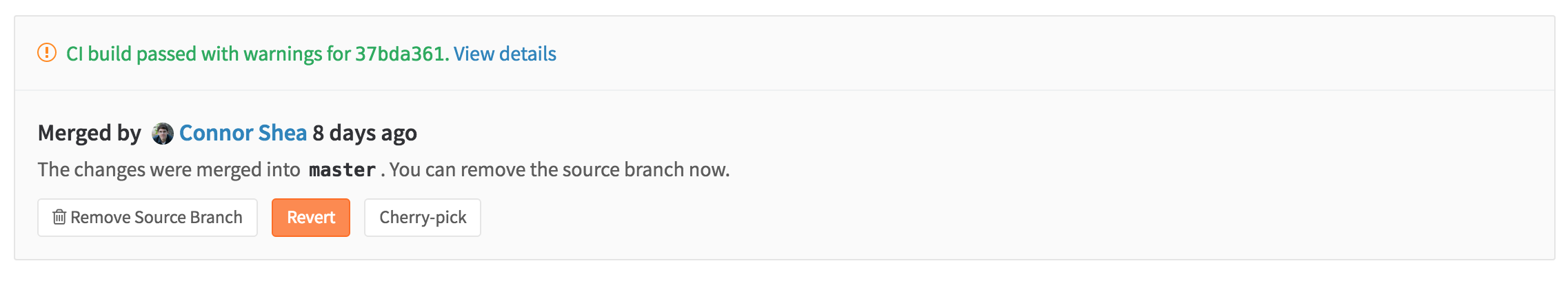 Вышел GitLab 8.10 - 12