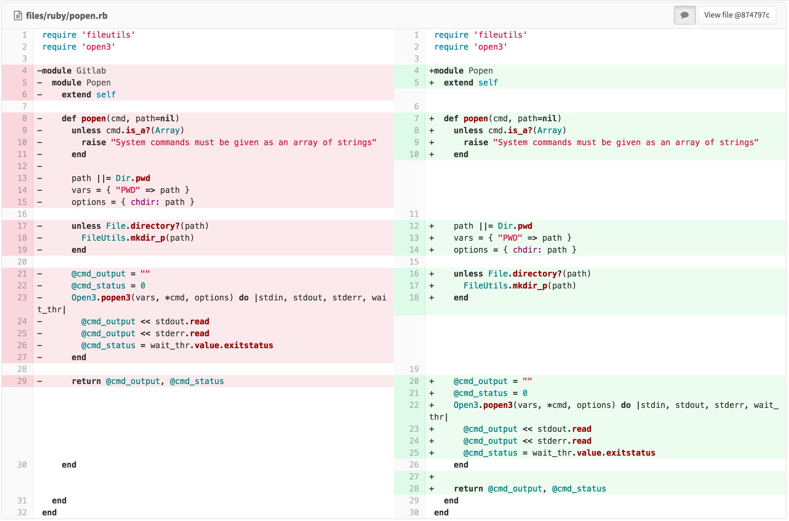 Вышел GitLab 8.10 - 4