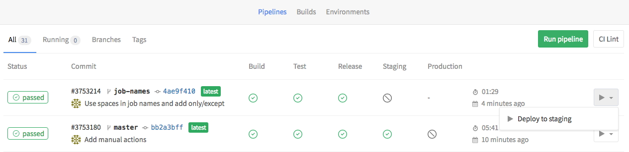 Вышел GitLab 8.10 - 7