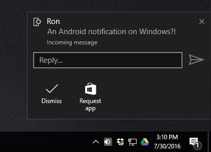 Android-уведомления на Windows 10: как подружить две ОС? - 6