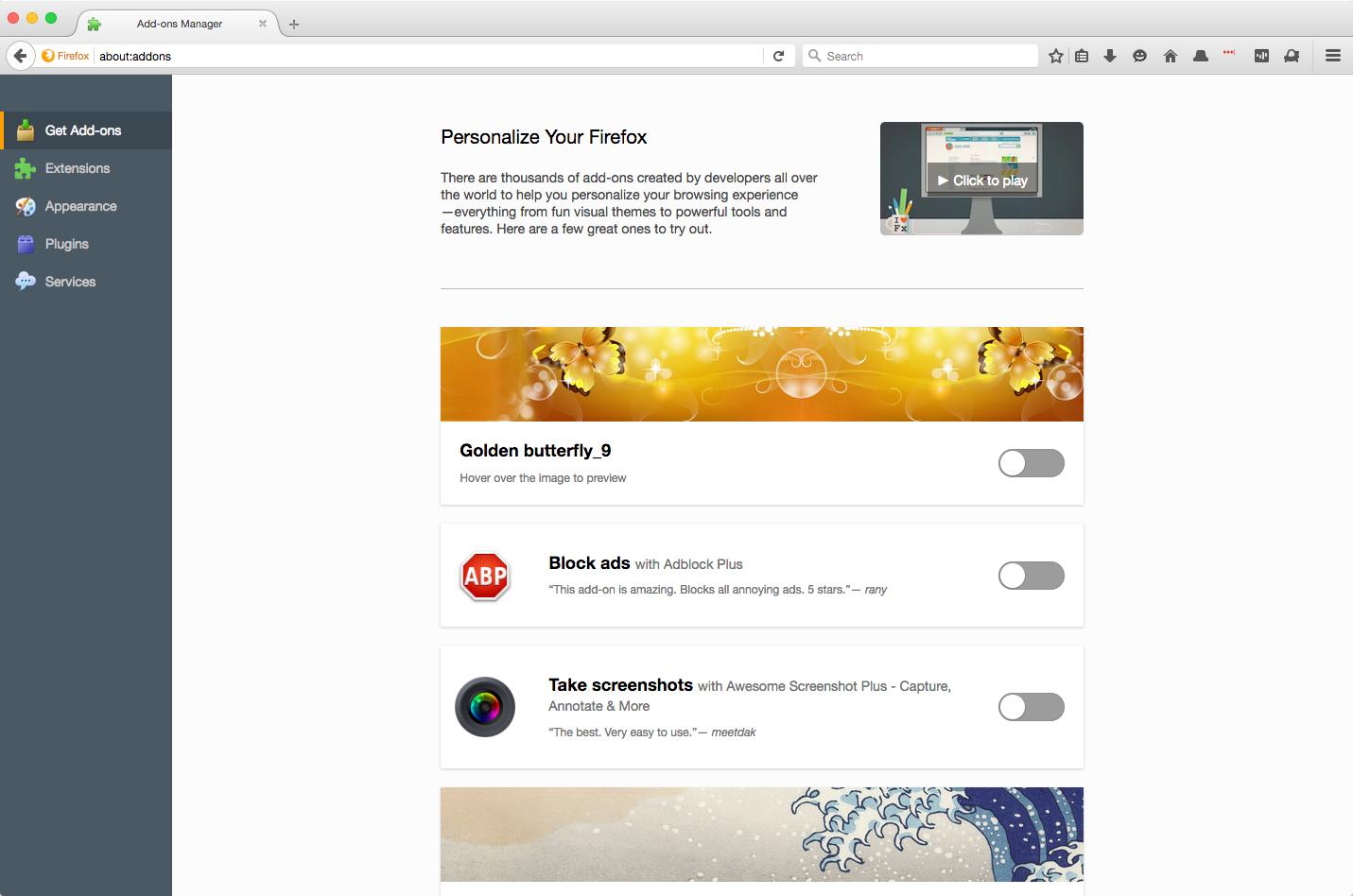 Firefox 48: многопроцессность (и как её включить) - 11