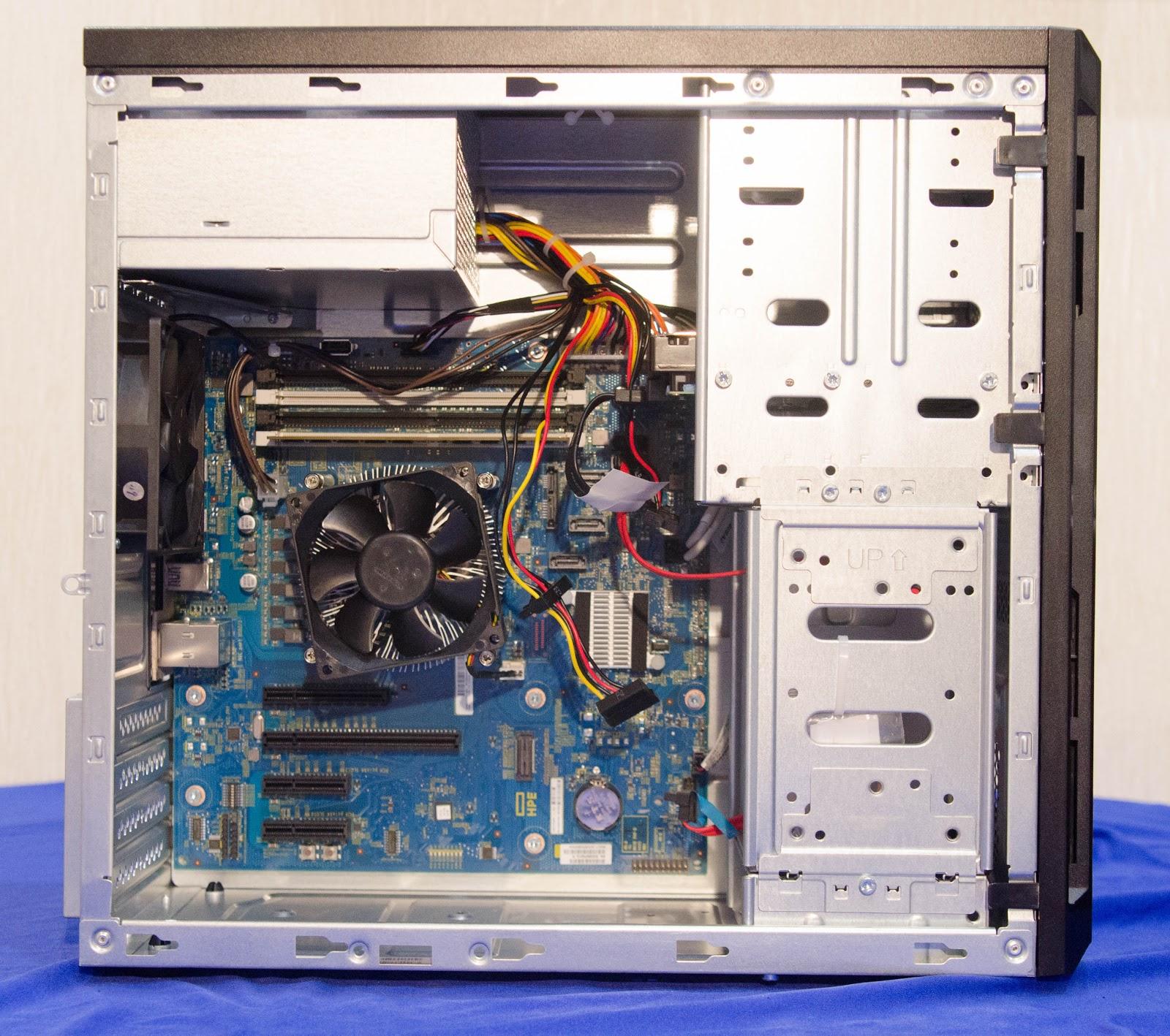 MаL, да удал: Обзор младших серверов линейки HPE ProLiant ML - 3