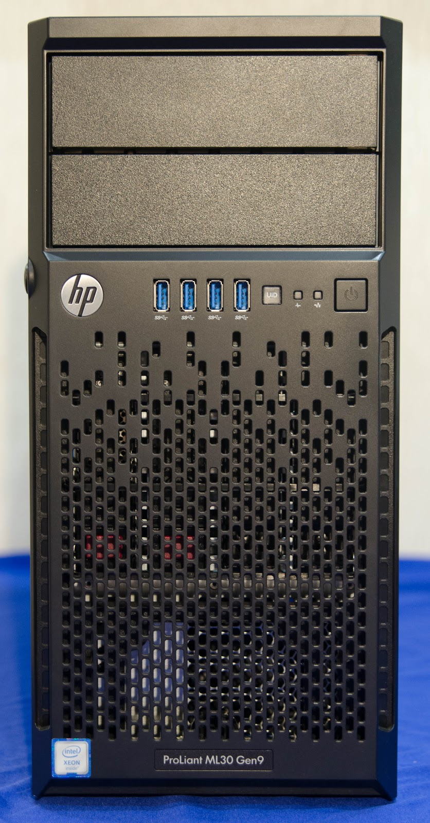 MаL, да удал: Обзор младших серверов линейки HPE ProLiant ML - 5