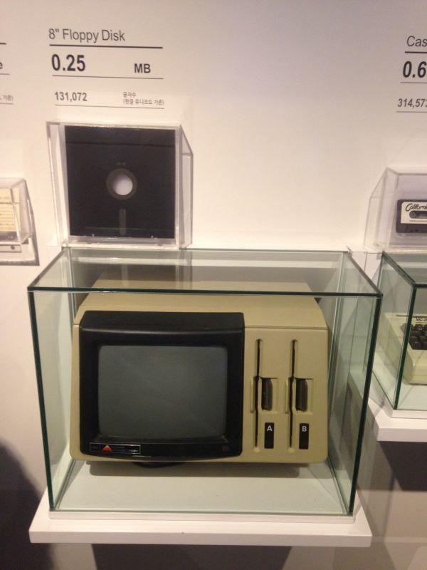 Nexon Computer Museum на острове Jeju, Корея - 19