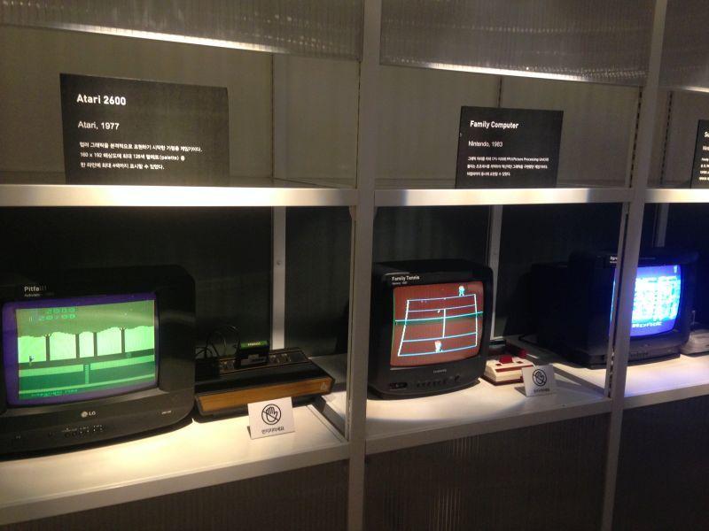 Nexon Computer Museum на острове Jeju, Корея - 22