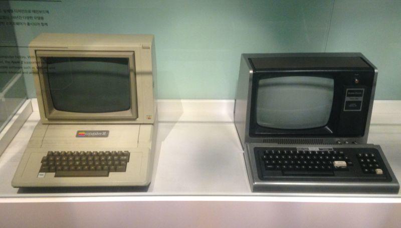 Nexon Computer Museum на острове Jeju, Корея - 31