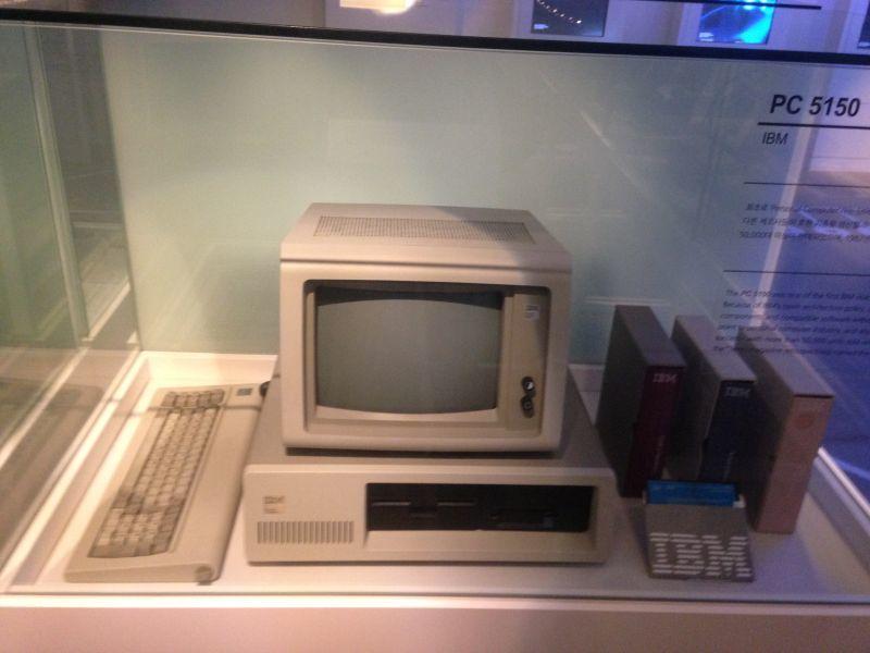 Nexon Computer Museum на острове Jeju, Корея - 33
