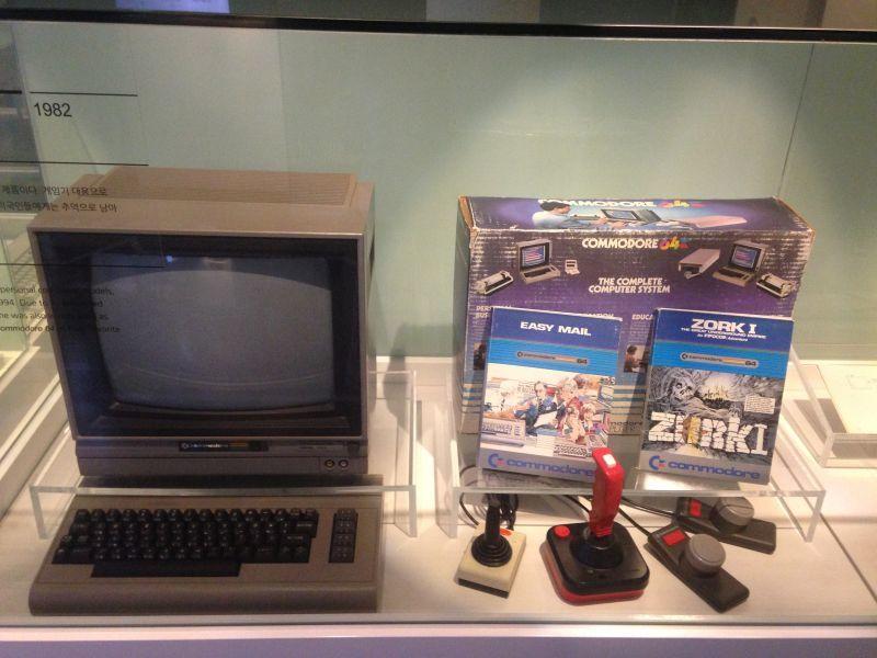 Nexon Computer Museum на острове Jeju, Корея - 40