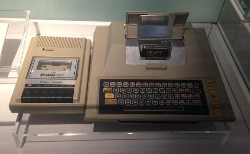 Nexon Computer Museum на острове Jeju, Корея - 42